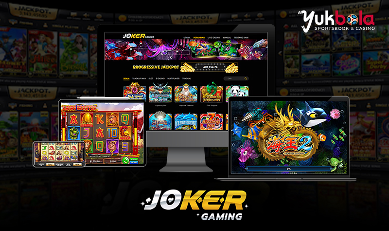 Link Alternatif Joker Gaming