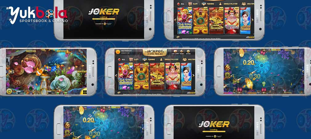 Download Tembak Ikan Joker123 di Handphone