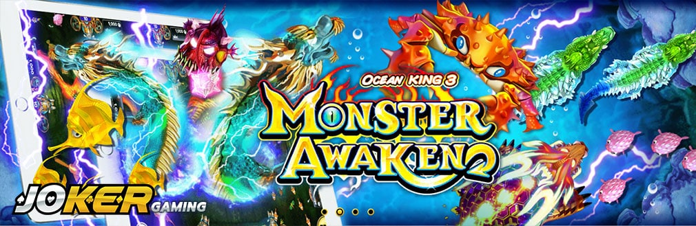 Ocean King 3 - Monster Awakening